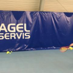 Filip Apltauer vsemifinále Tennisline Cupu