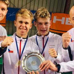 Medailisté zhalového mistrovství Evropy družstev 2020