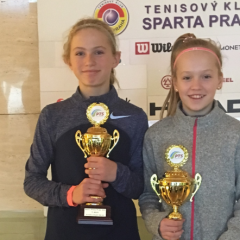 Medailisté zletošního halového mistrovství České Republiky 2020