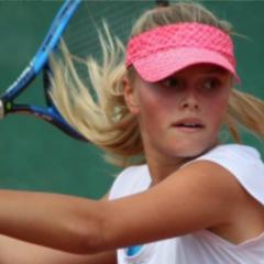 Barbora Palicová vefinále vCharleroi