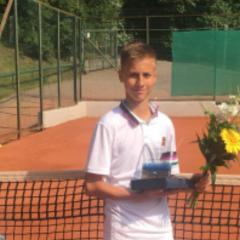 Petr Brunclík ve finále v Bratislavě