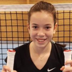 Tereza Valentová ve finále v Jablonci nad Nisou
