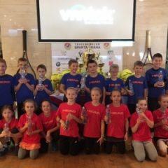 Ladman a Sekerková vítězi Masters babytenisu – zima 2018