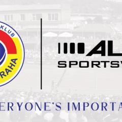 Spolupráce TK Sparta Praha s ALEA sportswear