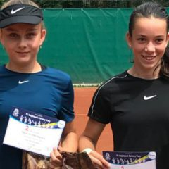 Tereza Valentová zvítězila v Karlových Varech
