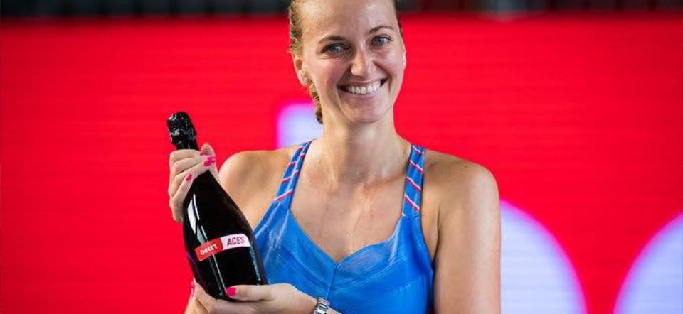 Petra Kvitová si zahrála dvakrát finále v Berlíně