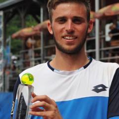 Michael Vrbenský vyhrál Svijany Open