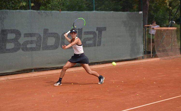 Sára Mlénská v semifinále v Hrádku nad Nisou