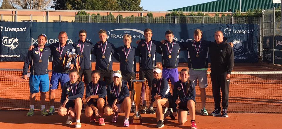 Dorostenci vybojovali zlato na Mistrovství České republiky družstev