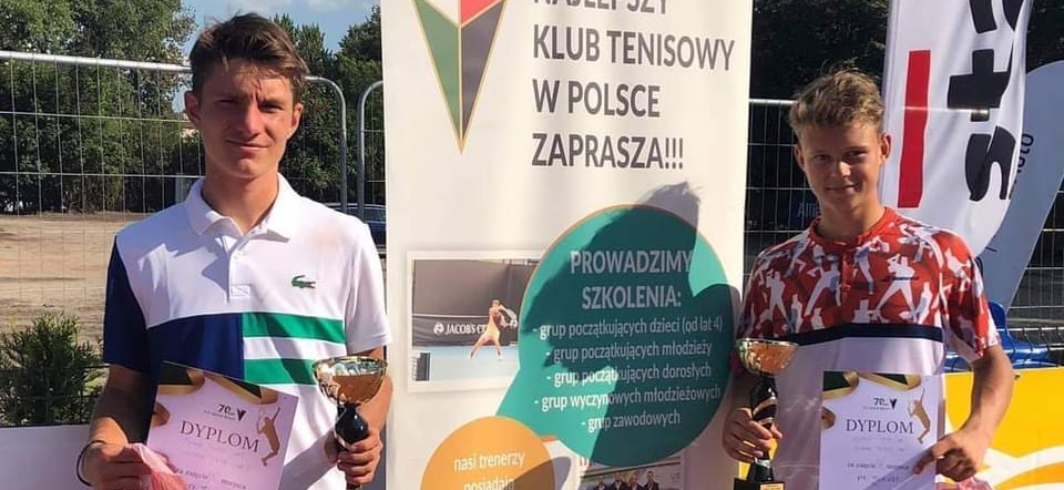 Jakub Nicod ve finále v Bytomi