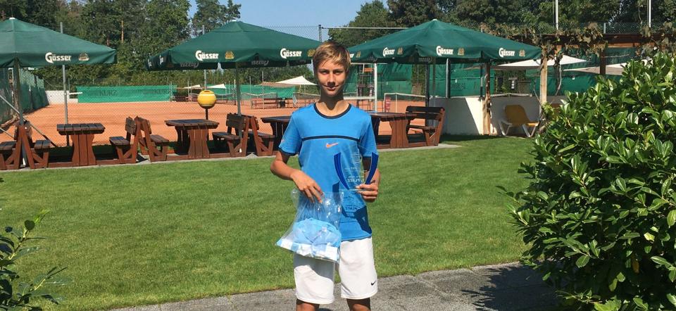 Petr Brunclík zvítězil v Oberpullendorfu