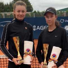 Havlíčková vítězka, Šálková a Donald finalisté Moravia Steel Sparta Cup