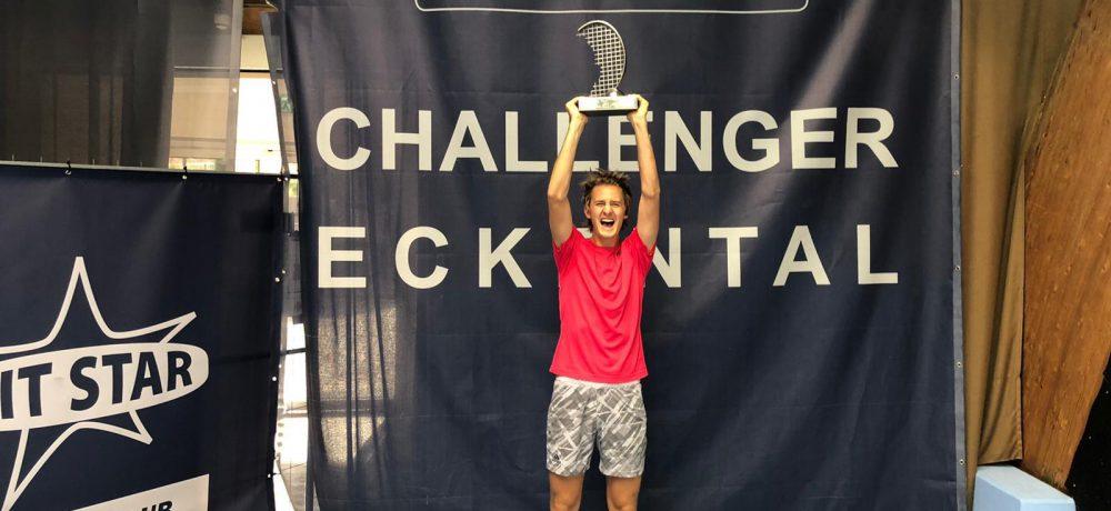 Sebastian Korda slaví první titul v Eckentalu