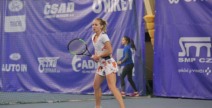 Anastasia Zarycká v semifinále na Kanárských ostrovech