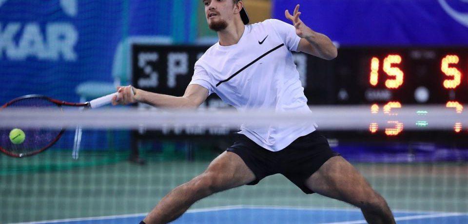 Tomáš Macháč se kvalifikoval do Austrálie
