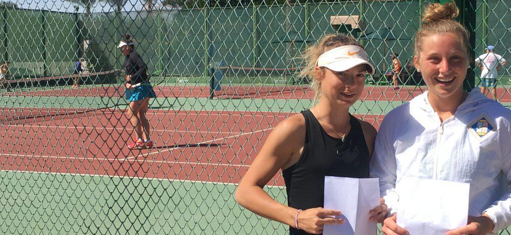 Kristýna Lavičková zvítězila v Sharm El Sheikhu
