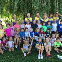 Letní tenisové kempy pro děti 2021