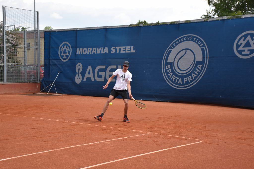 Apltauer-Baum v semifinále v Tartu