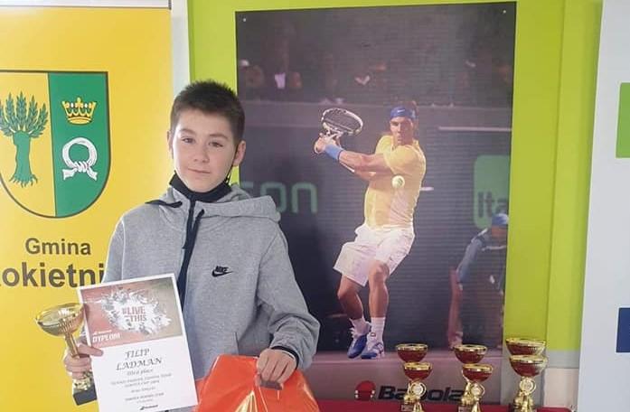 Filip Ladman vítězně v Sobotě