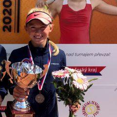 Laura Samsonová vyhrála vBudapešti