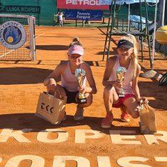 Sofie Hettlerová vefinále vKoperu