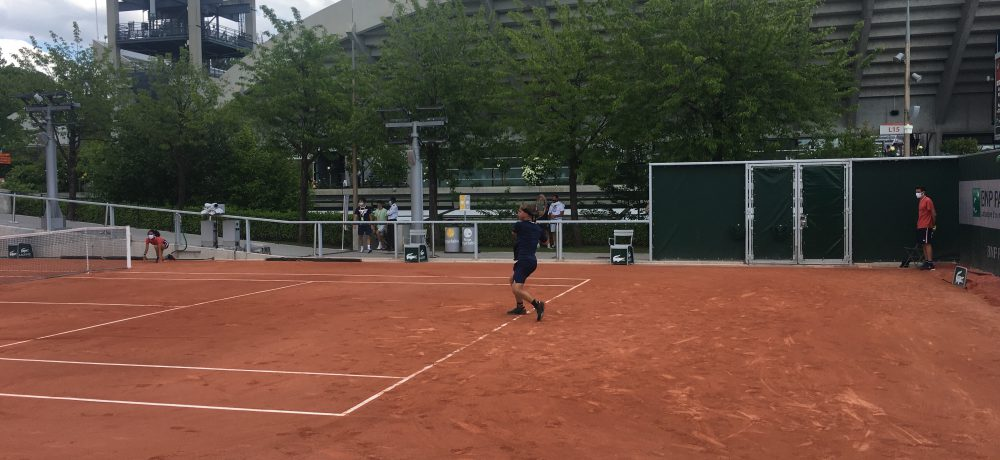 Naši hráči naRoland Garros
