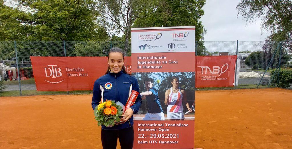 Tereza Valentová zvítězila vMijas Costa