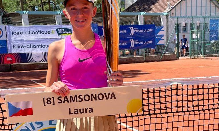 Laura Samsonová vítězí vLa Balle Mimosa Loire