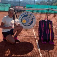 Vanessa Dobiášová vyhrála Pepas Cup