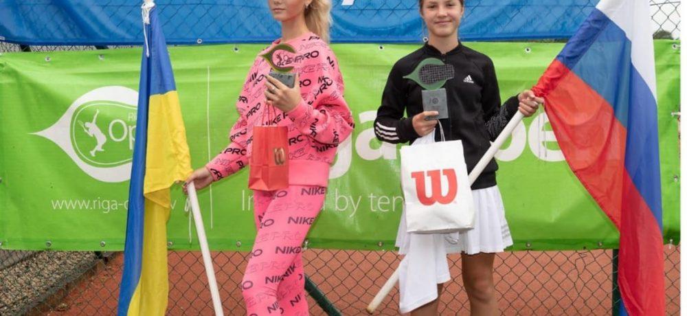Alisa Oktiabreva zvítězila vRize