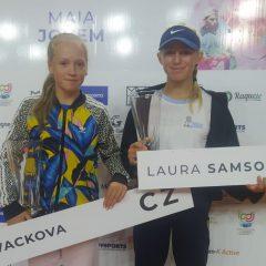 Kovačková-Samsonová finále vportugalské Maie