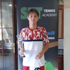 Vít Kalina vefinále vSirok Brijeg 1 Open